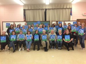 Bethlehem Lutheran Church Paint Night
