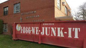 Renovation Dumpster