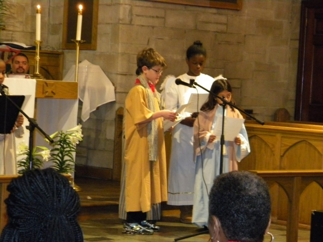 2017 Easter Pageant