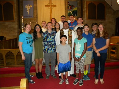 Pinecrest Lutheran Leadership and some BLC Youth