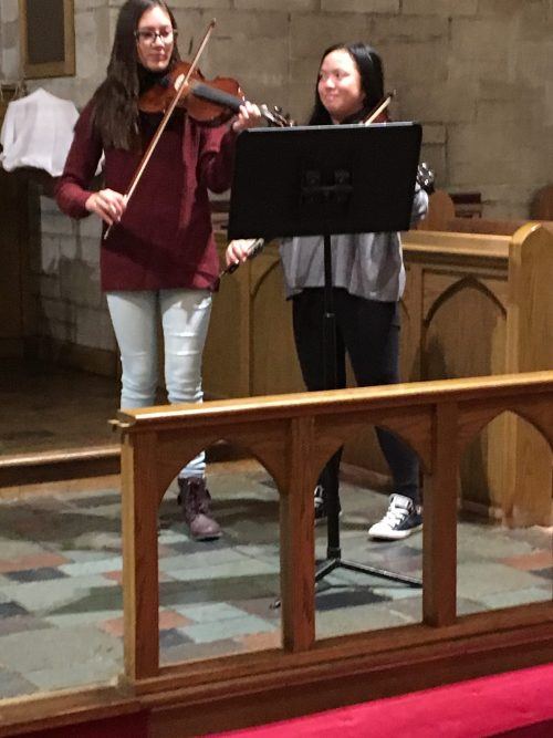 music at Bethlehem