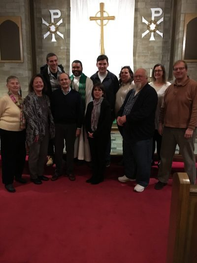 Bethlehem Church Council 2018