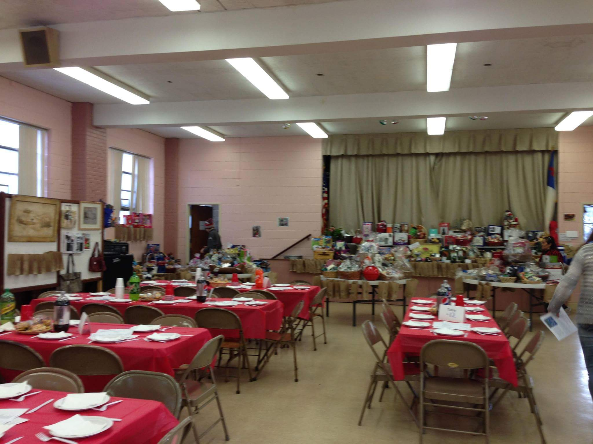 Annual Chinese Auction