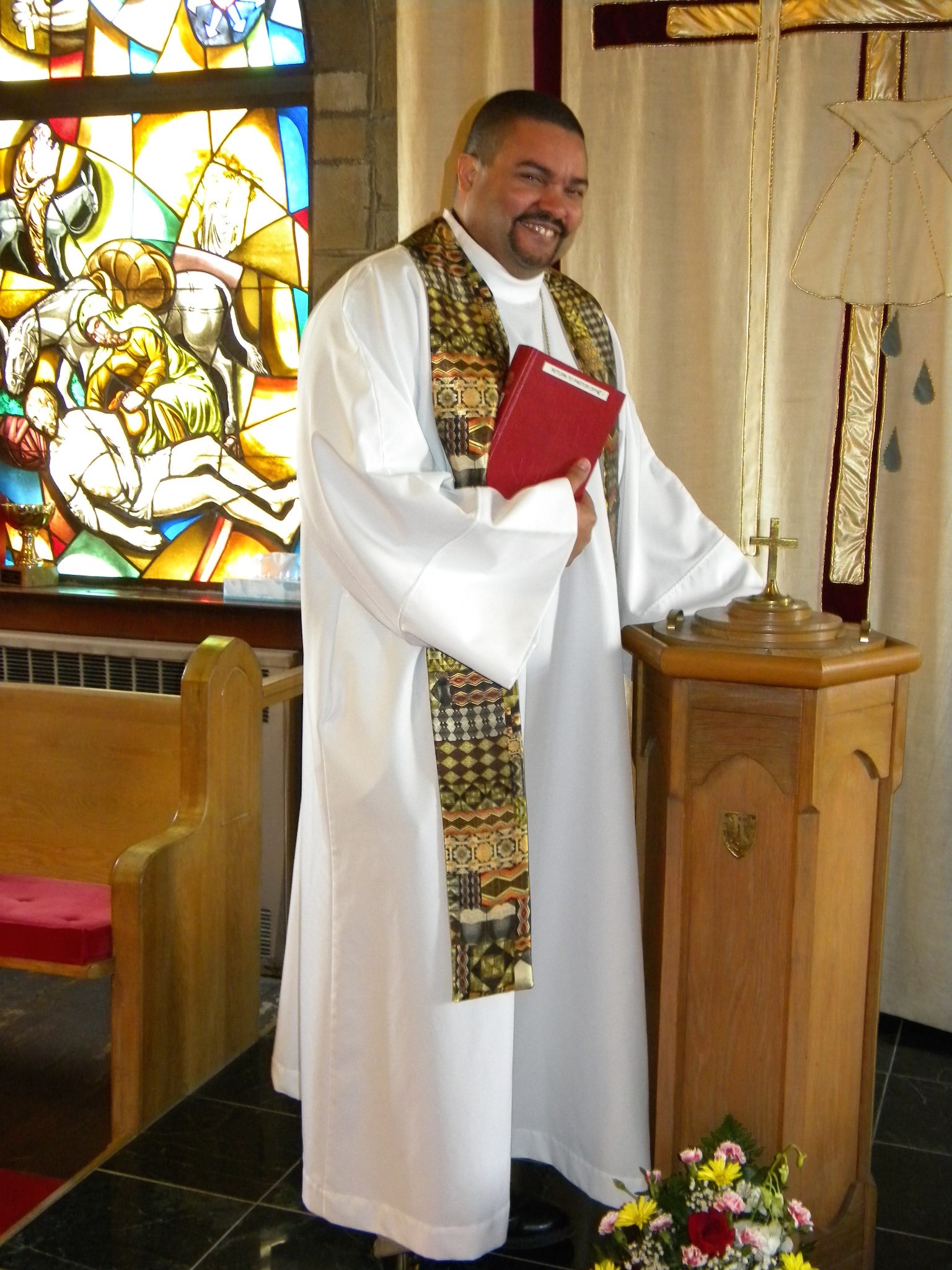 The Rev. James D. Smith
