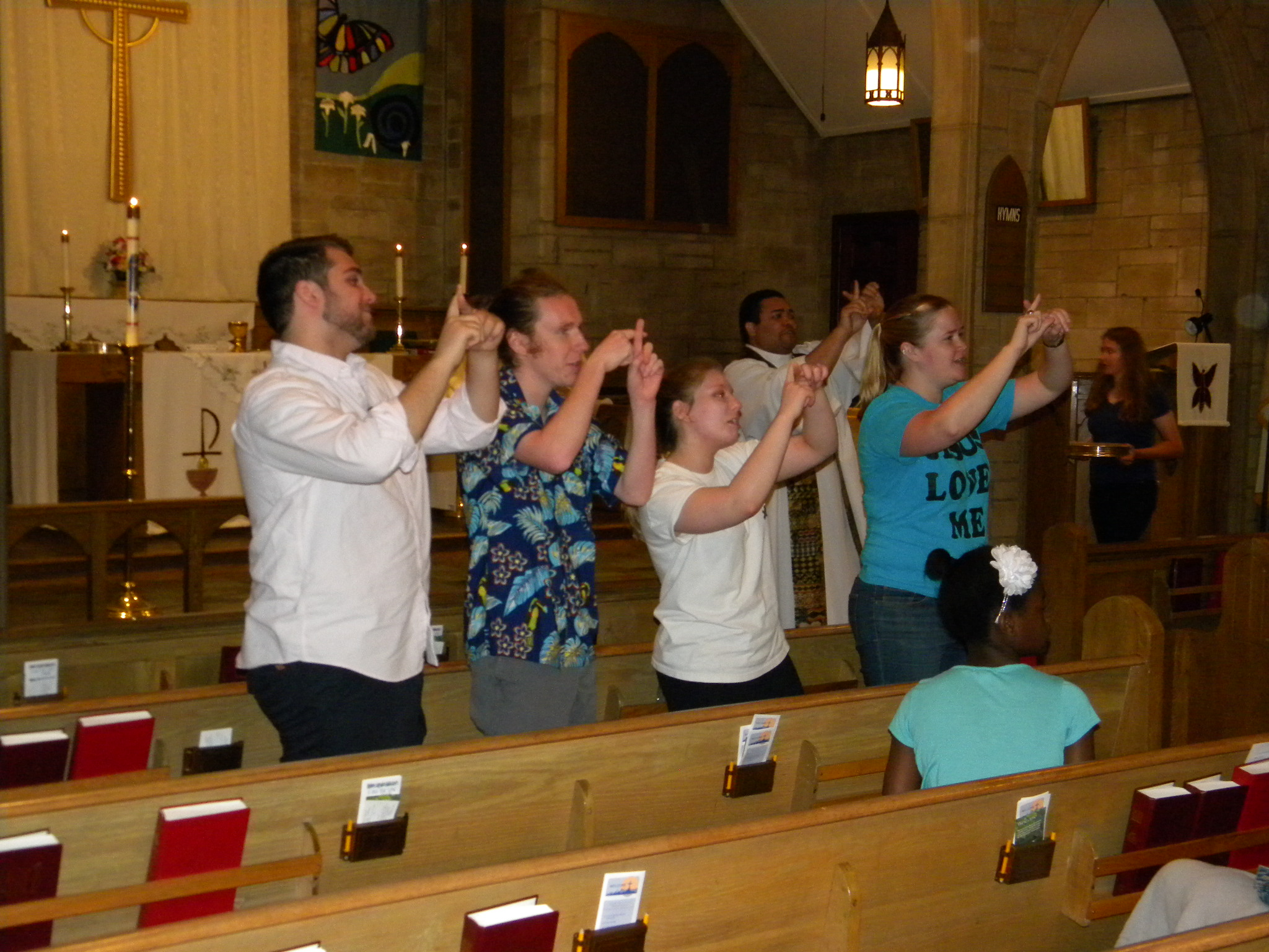 Pinecrest Lutheran Leadership